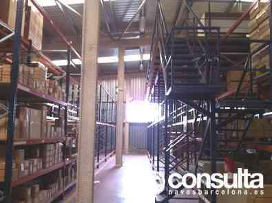 Planta baja - Nave industrial en alquiler en polígono Fontsanta, Sant Joan Despí - 120677229