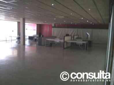 Planta baja - Nave industrial en alquiler en polígono Fontsanta, Sant Joan Despí - 120677230