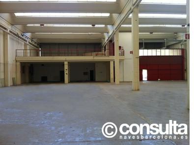 Planta baja - Nave industrial en alquiler en polígono Pedrosa, Gran Via LH en Hospitalet de Llobregat, L´ - 121245709