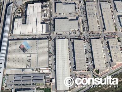 Vistas - Nave industrial en alquiler en polígono Zal, Zona Franca- Port en Barcelona - 122729997