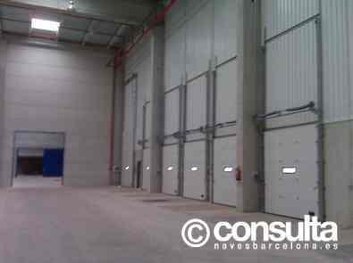 Planta baja - Nave industrial en alquiler en polígono Zal, Zona Franca- Port en Barcelona - 122729999
