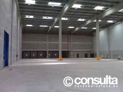 Planta baja - Nave industrial en alquiler en polígono Zal, Zona Franca- Port en Barcelona - 122730000