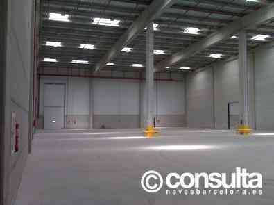 Planta baja - Nave industrial en alquiler en polígono Zal, Zona Franca- Port en Barcelona - 122730001