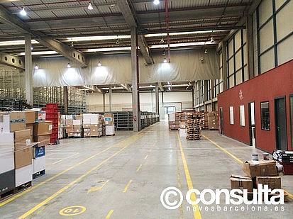 Planta baja - Nave industrial en alquiler en polígono Zona Franca, Zona Franca- Port en Barcelona - 159345095