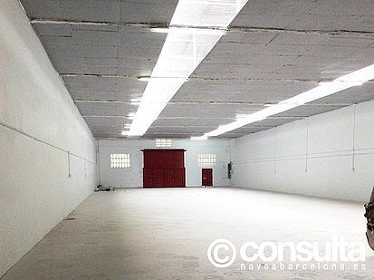 Planta baja - Nave industrial en alquiler en polígono Ramassà, Granollers - 173076722