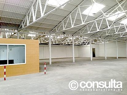 Nave industrial en alquiler en polígono Cami del Mig, Cabrera de Mar - 222851900