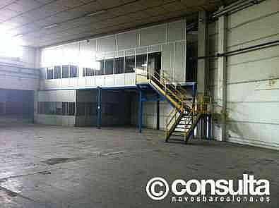 Planta baja - Nave industrial en alquiler en polígono Castellbisbal Sud, Castellbisbal - 227893093