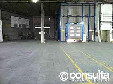 Planta baja - Nave industrial en alquiler en polígono Castellbisbal Sud, Castellbisbal - 227893114