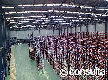 Planta baja - Nave industrial en alquiler en polígono Pi Can Magarola, Mollet del Vallès - 229086156