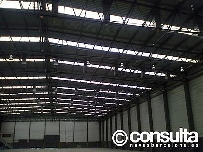 Planta baja - Nave industrial en alquiler en polígono Pi Can Magarola, Mollet del Vallès - 229086158