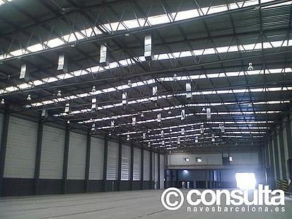 Planta baja - Nave industrial en alquiler en polígono Pi Can Magarola, Mollet del Vallès - 229086159