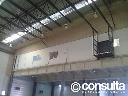 Planta baja - Nave industrial en alquiler en polígono Pi Can Magarola, Mollet del Vallès - 229086162