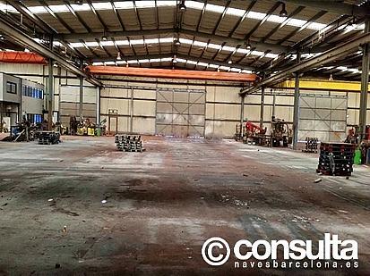 Planta baja - Nave industrial en alquiler en polígono Gavarra, Centelles - 236168337