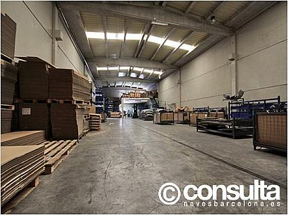 Planta baja - Nave industrial en alquiler en polígono Can Amat, Abrera - 237411711