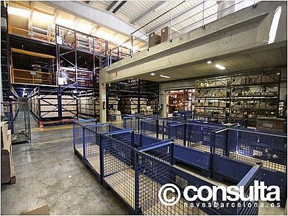 Planta baja - Nave industrial en alquiler en polígono Can Amat, Abrera - 237411727