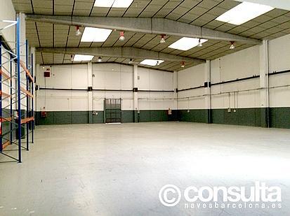 Planta baja - Nave industrial en alquiler en polígono Pedrosa, Gran Via LH en Hospitalet de Llobregat, L´ - 238264658