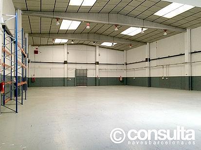 Planta baja - Nave industrial en alquiler en polígono Pedrosa, Gran Via LH en Hospitalet de Llobregat, L´ - 238264661