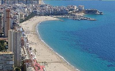 General - Apartamento en venta en calle Playa Poniente, Benidorm - 288610492