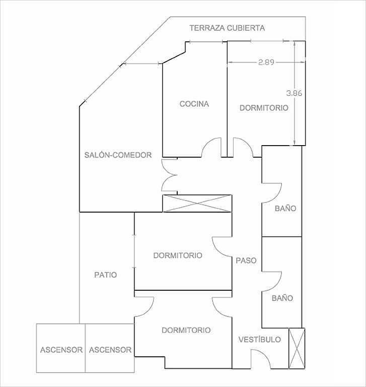 General - Apartamento en venta en parque La Higuera, Benidorm - 288610861