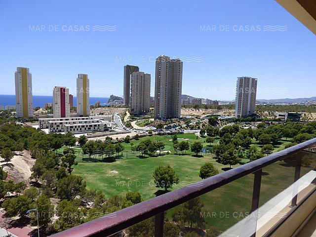 General - Apartamento en venta en vía Parque, Benidorm - 291431287