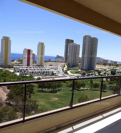 General - Apartamento en venta en vía Parque, Benidorm - 291431290