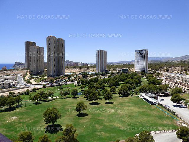 General - Apartamento en venta en vía Parque, Benidorm - 291431296