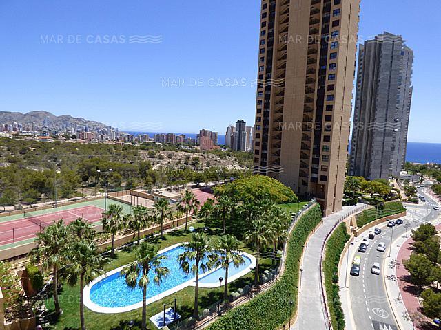 General - Apartamento en venta en vía Parque, Benidorm - 291431299