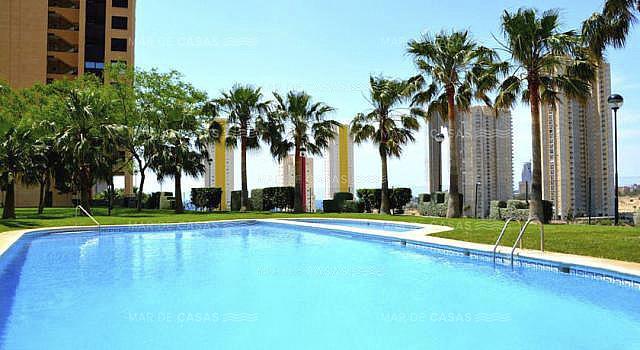 General - Apartamento en venta en vía Parque, Benidorm - 291431341