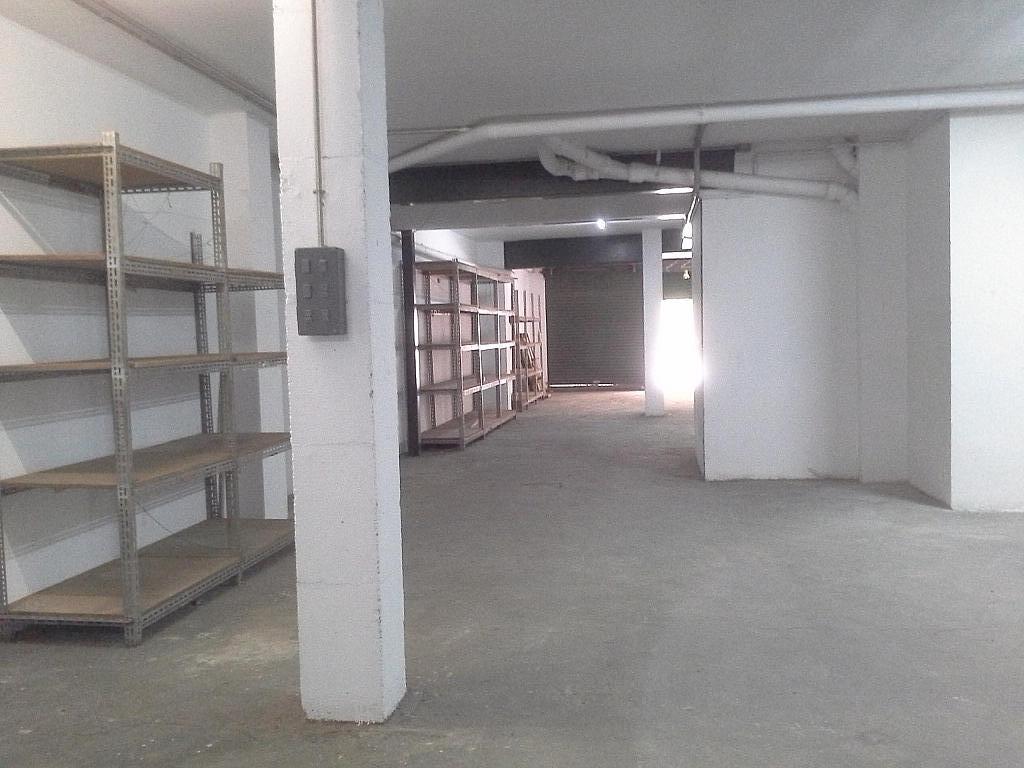 Local comercial en alquiler en calle Alpens, Hostafrancs en Barcelona - 270732501