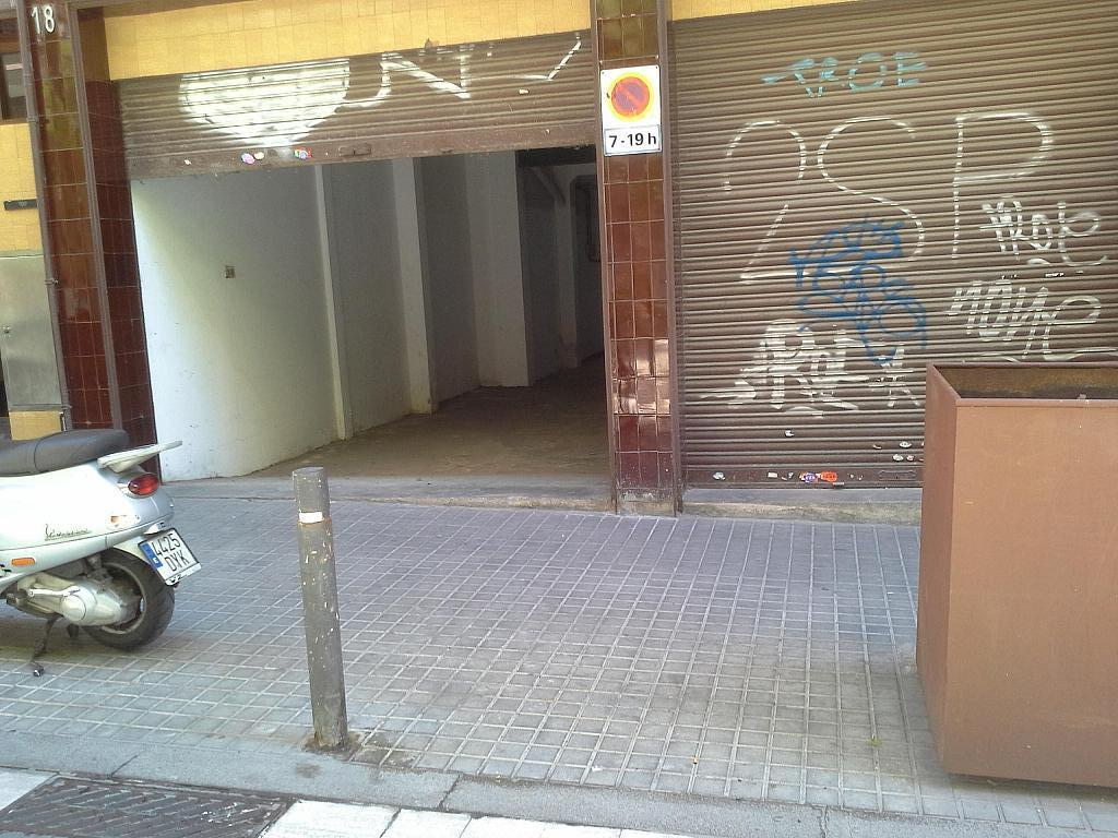 Local comercial en alquiler en calle Alpens, Hostafrancs en Barcelona - 270732543