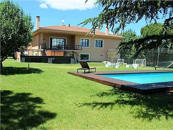 Chalet en alquiler en Las Lomas en Boadilla del Monte - 288684162