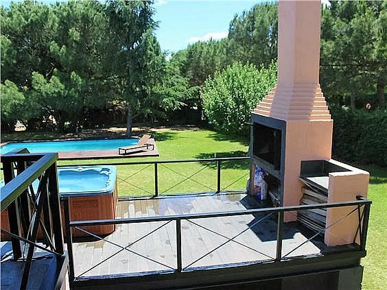 Chalet en alquiler en Las Lomas en Boadilla del Monte - 288684171