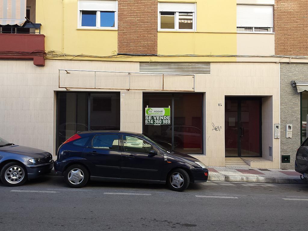 Local comercial en alquiler en calle Bulerías, Camino viejo de Malaga en Vélez-Málaga - 248084875