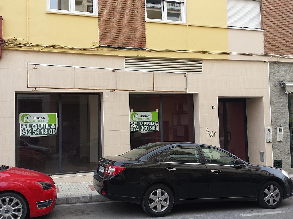 Local comercial en alquiler en calle Bulerías, Camino viejo de Malaga en Vélez-Málaga - 248360194