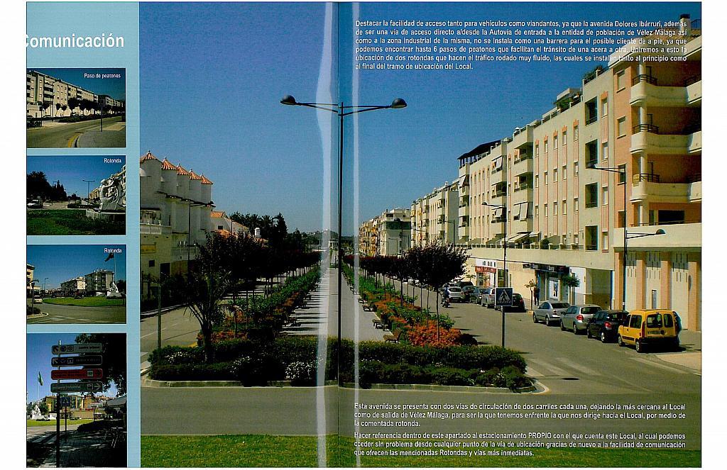 Local comercial en alquiler en calle Camino Velez Malaga, Vélez-Málaga - 199695993