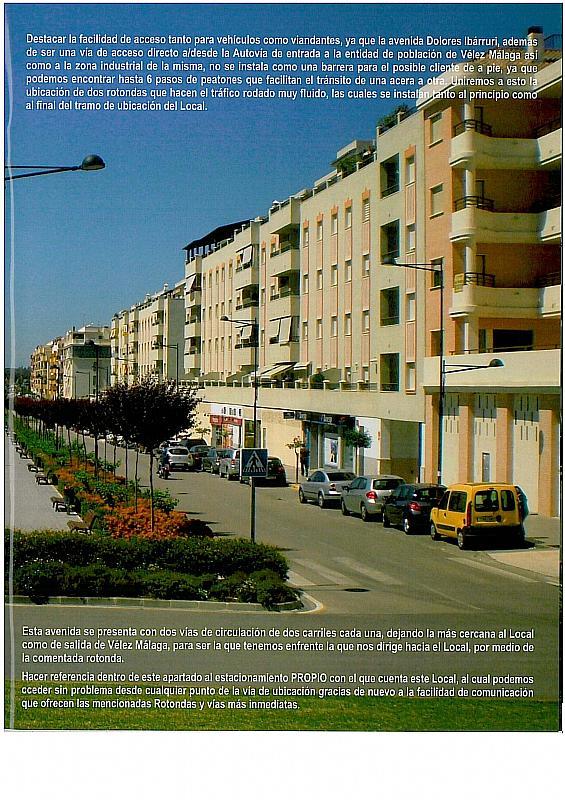 Local comercial en alquiler en calle Camino Velez Malaga, Vélez-Málaga - 199696091