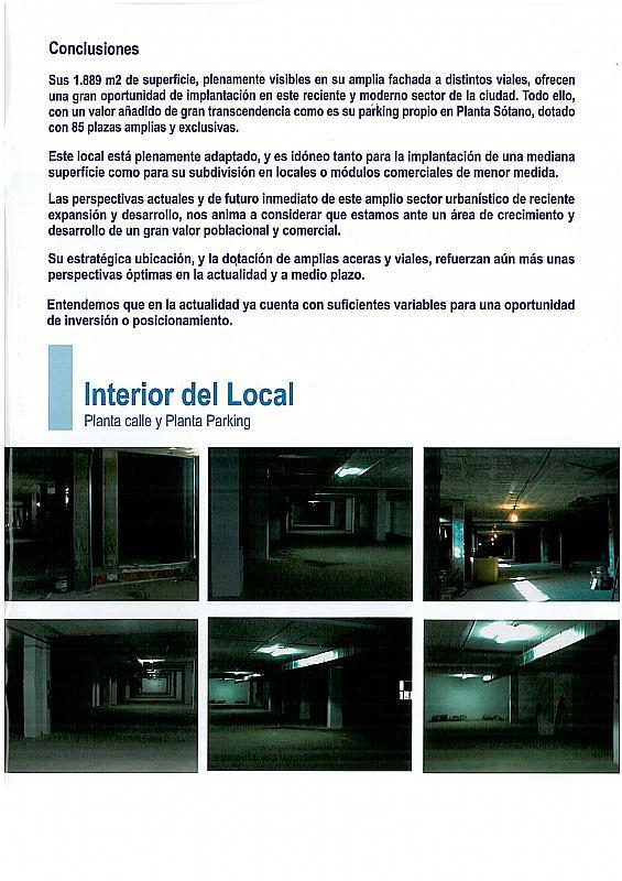 Local comercial en alquiler en calle Camino Velez Malaga, Vélez-Málaga - 199696102