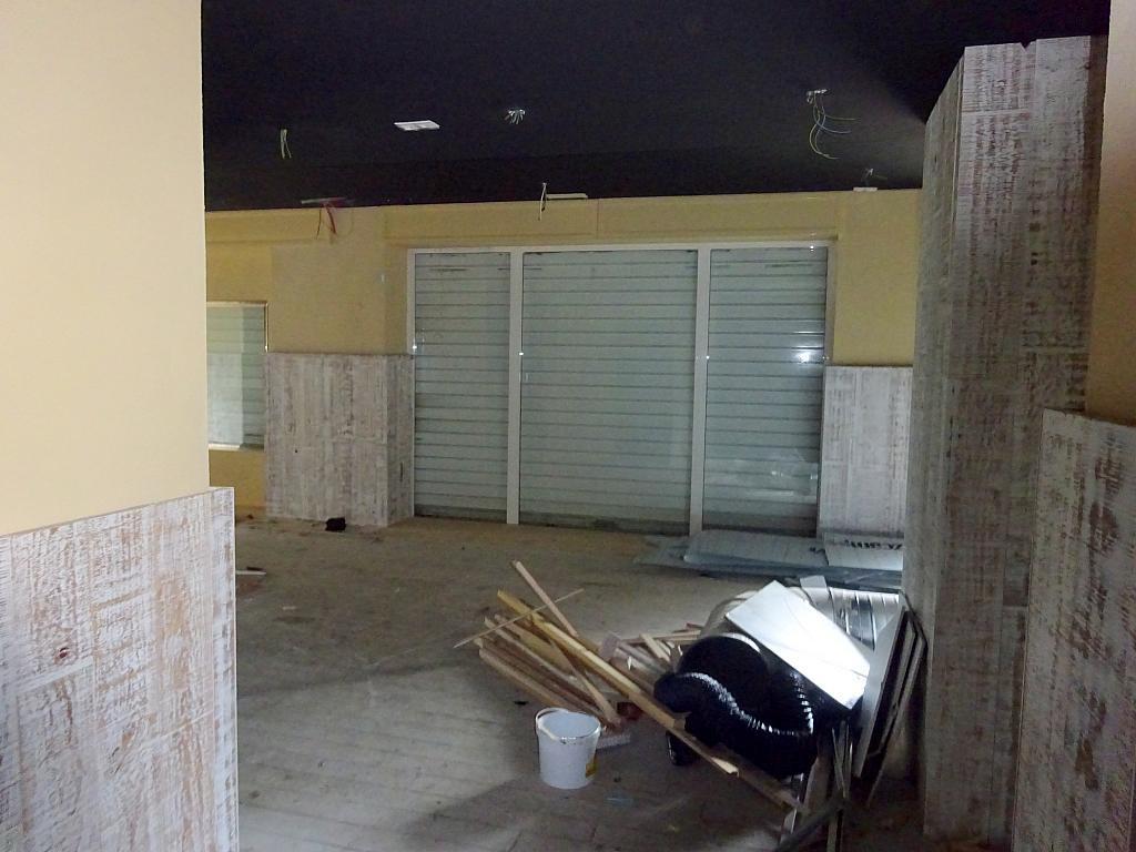 Detalles - Local en alquiler en calle Jose Maria del Campo, Zona Ronda de Triana en Sevilla - 243980841