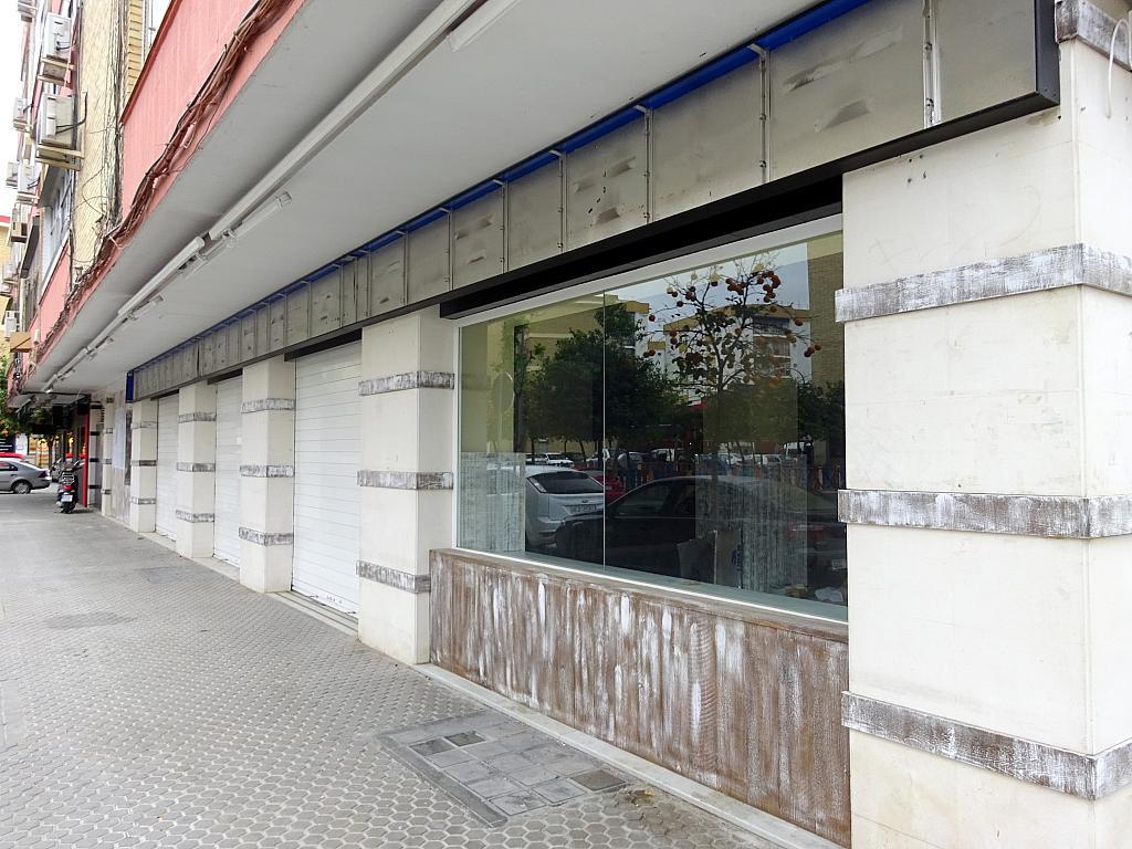 Fachada - Local en alquiler en calle Jose Maria del Campo, Zona Ronda de Triana en Sevilla - 243983417
