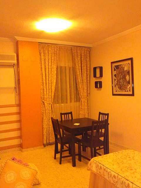 Salón - Piso en alquiler en calle De Las Ciencias, Av. Ciencias-Emilio Lemos en Sevilla - 248081693