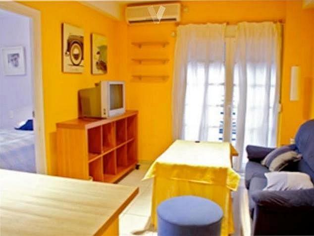 Salón - Piso en alquiler en calle Luis Montoto, Nervión en Sevilla - 248300722
