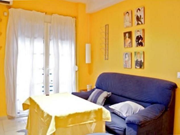 Salón - Piso en alquiler en calle Luis Montoto, Nervión en Sevilla - 248300739