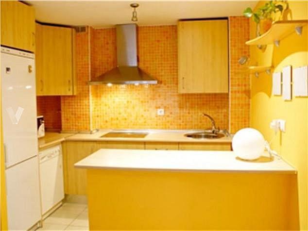 Cocina - Piso en alquiler en calle Luis Montoto, Nervión en Sevilla - 248300742