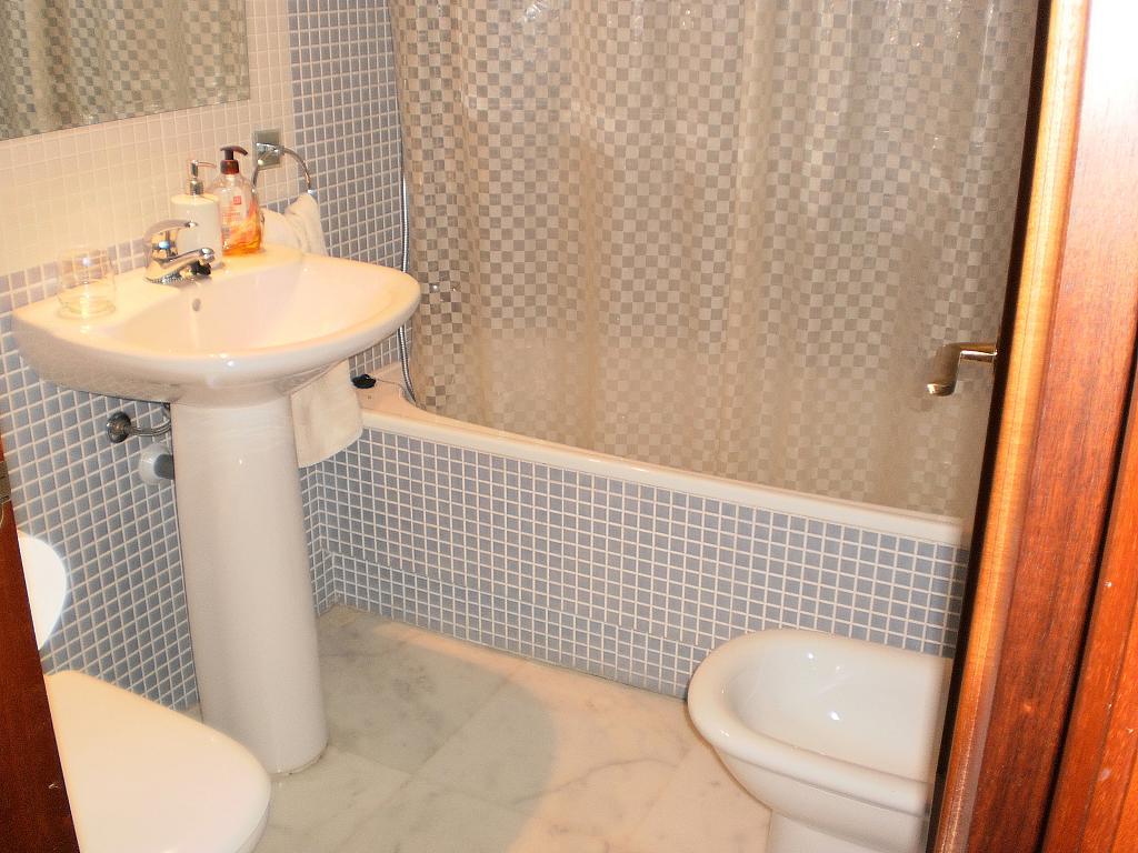 Baño - Apartamento en alquiler en calle Alfareria, Triana Casco Antiguo en Sevilla - 248352049