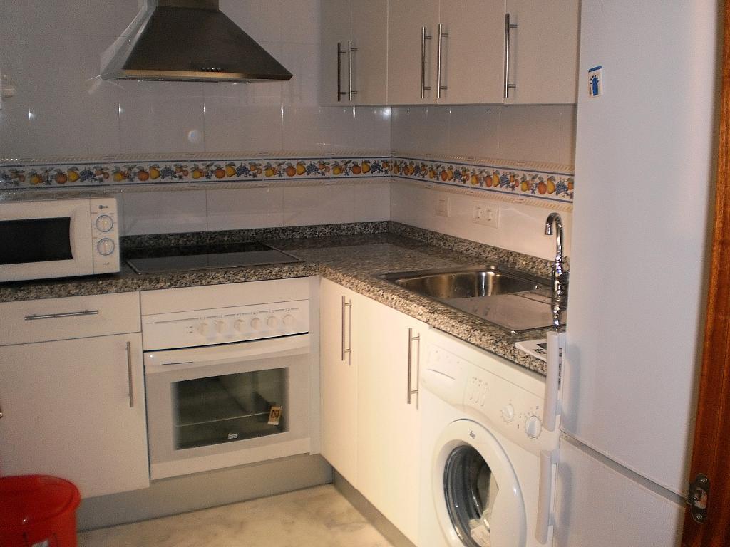 Cocina - Apartamento en alquiler en calle Alfareria, Triana Casco Antiguo en Sevilla - 248352051