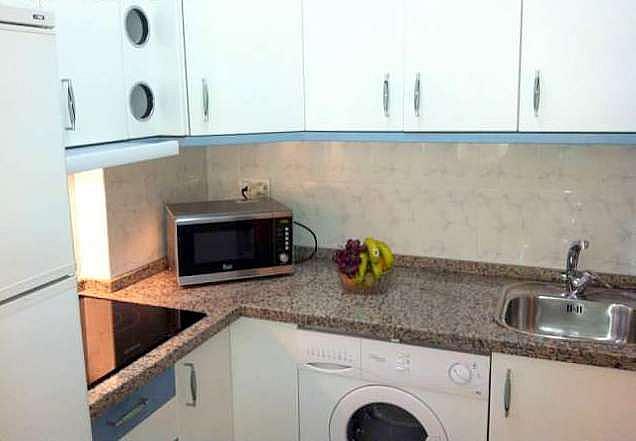 Cocina - Apartamento en alquiler en calle Alcalde Luis Uruñuela, Entrepuentes en Sevilla - 249929886