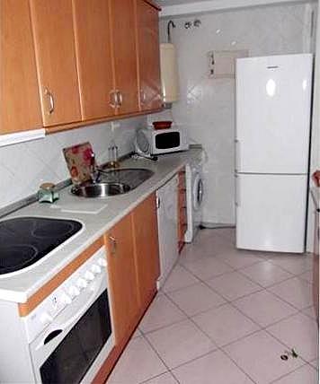 Cocina - Piso en alquiler en calle Ramon y Cajal, Nervión en Sevilla - 264777278