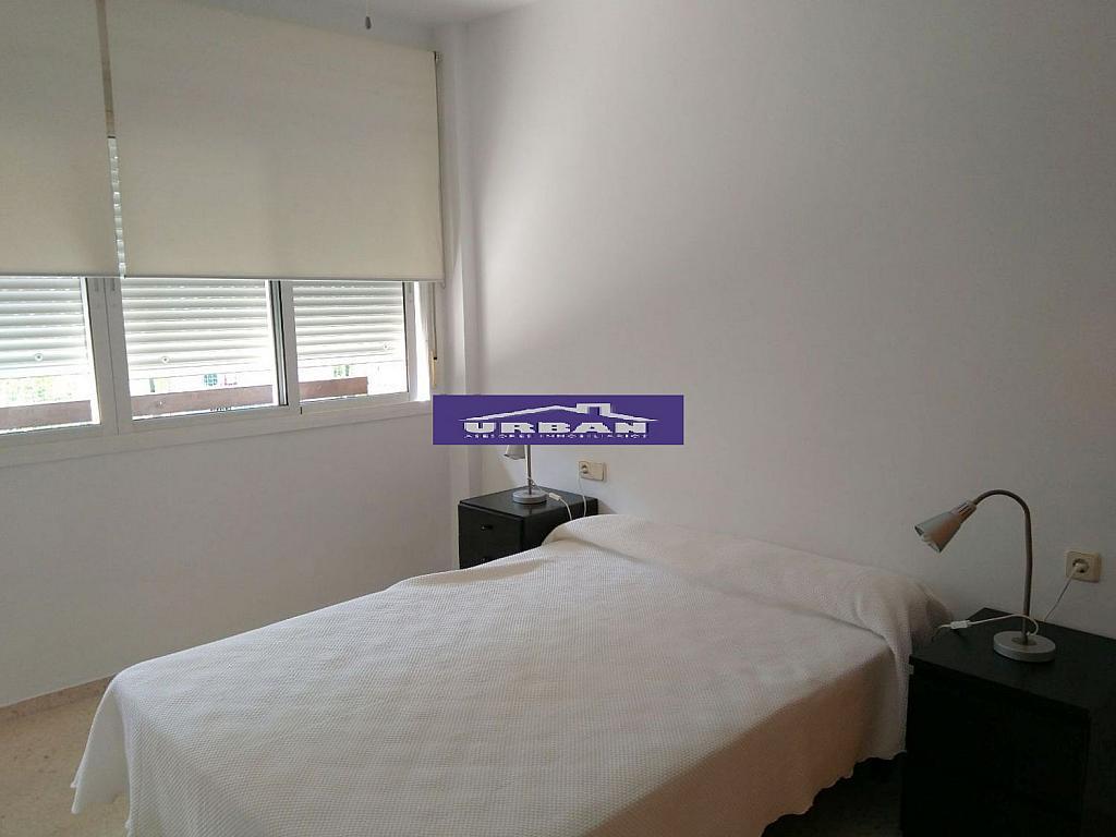 Dormitorio - Piso en alquiler en calle Marques de Nervion, Nervión en Sevilla - 269055612