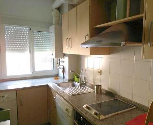 Cocina - Piso en alquiler en calle Marques de Nervion, Nervión en Sevilla - 269055614