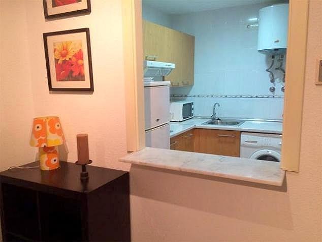 Cocina - Piso en alquiler en calle De Las Ciencias, Av. Ciencias-Emilio Lemos en Sevilla - 273623192
